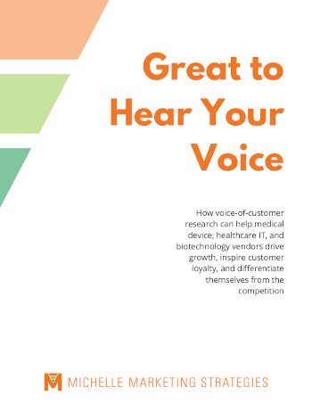Great to Hear Your Voice - title